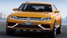 Muhteşem tasarımı ile VW CrossBlue geliyor!