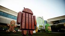 Android Key Lime Pie'yi unutun! KitKat geliyor!