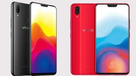Çerçevesiz Vivo X21 tanıtıldı