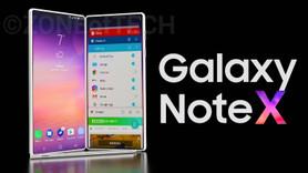 Samsung katlanabilir ekranlı telefon mu geliştiriyor?
