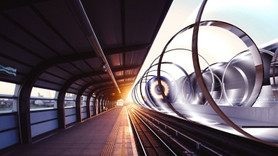 İlk ticari Hyperloop hattı Abu Dabi'de kuruluyor