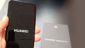 Huawei Mate 20 Pro ilk izlenim (Video)