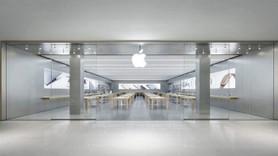 Apple Store böyle yağmalandı (Video)