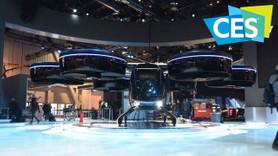 Geleceğin ulaşım aracı Bell Nexus! (video)