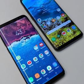 Samsung Galaxy S9 Galaxy S8'e karşı