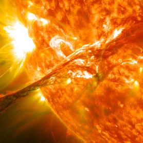 İşte Güneş'ten en yakın kare!