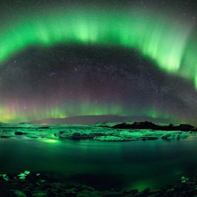 Kuzey Işıkları'nı izleyebileceğiniz en iyi yerler!