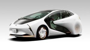 Geleceğin otomobili: Toyota LQ karşınızda