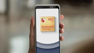 Snapdragon 865 8K video sunacak!