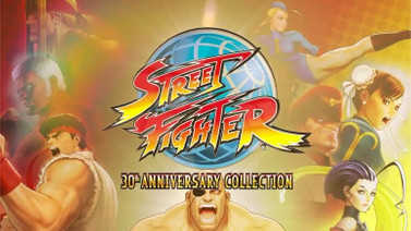 Street Fighter 30th Anniversary Collection duyuruldu!