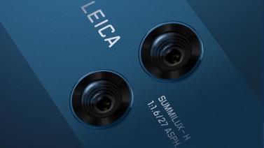 Karşınızda üçlü arka kamera ile Huawei P20!