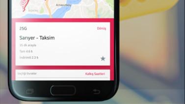 Yerli ve Milli toplu ulaşım uygulaması LineBee güncellendi!
