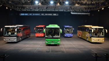 Mercedes-Benz Türk, Tourismo'yu baştan tasarladı