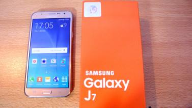 Yeni Galaxy J7 oldukça iyi özelliklerle geliyor!