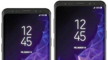 Galaxy S9, Galaxy S8 ile yanyana!