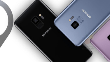 Samsung, Galaxy S9'u gösterdi