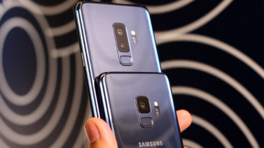 Galaxy S9 ve Galaxy S9+'a yakından bakın!