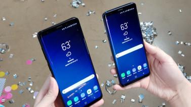 Samsung Galaxy S9 ve S9 + kamera örnekleri