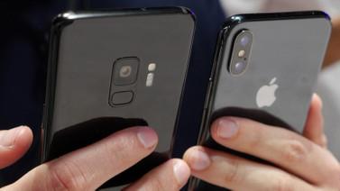 Galaxy S9 ile iPhone X karşı karşıya