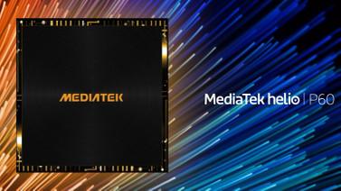 Yapay Zekalı MediaTek Helio P60 tanıtıldı!