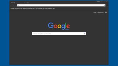 Google'dan siyah tema seçeneği!