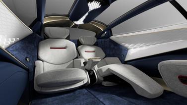 Aston Martin ilk elektrikli konsept otomobili Lagonda Vision