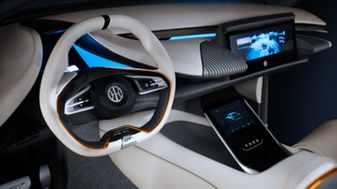 Pininfarina, elektrikli HK GT konsepti büyüledi