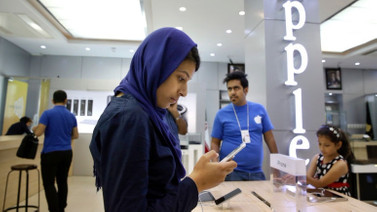 Apple İran'da App Store'u engelledi