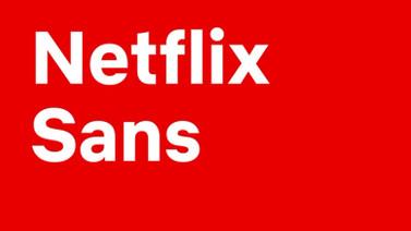 Netflix'ten yeni yazı tipi!