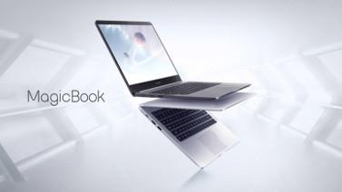 Yeni dizüstü Honor MagicBook tanıtıldı!