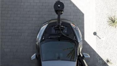 Dünyanın en hızlı kameralı otomobili!
