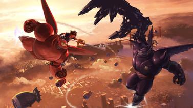 Kingdom Hearts III'den yeni oynanış görüntüleri geldi!