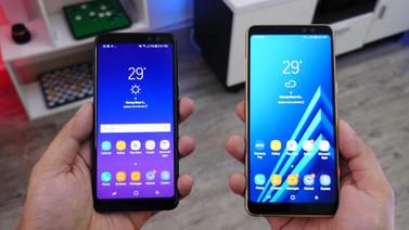 Samsung Galaxy A6 ve A6+'ın fiyatları belli oldu!