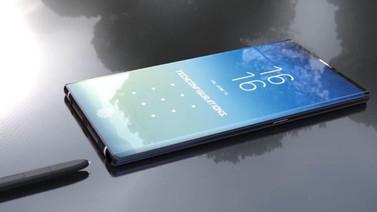 Samsung Galaxy Note 9'da tasarım değişikliğine gidiliyor!
