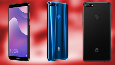 Huawei Y7 2018 Türkiye fiyatı belli oldu