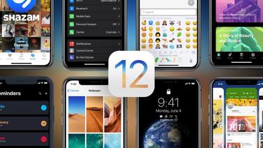 iOS 12 çıktı! İşte özellikleri