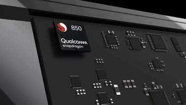 Snapdragon 850 işlemcinin videosu yayınlandı