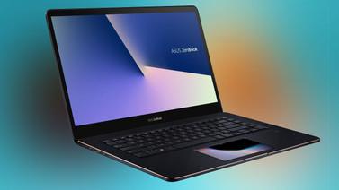 Asus'tan ilginç dizüstü: ZenBook Pro