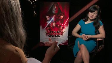 Star Wars oyuncusu yapılan eleştirilere karşı isyan etti!