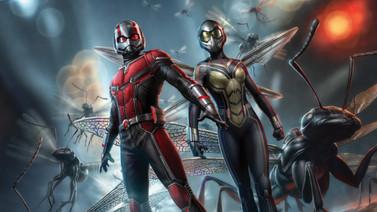 Ant-Man and The Wasp'tan Avengers'a gönderme!
