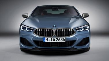 Yeni BMW 8 Serisi Coupe fotoğrafları