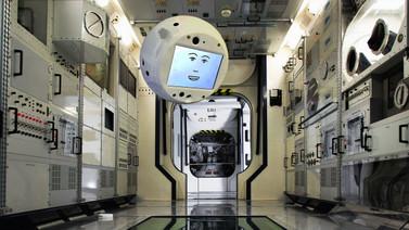 Uzaya robot gönderildi