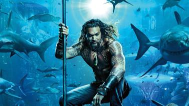 Aquaman'den ilk fragmanı geldi!