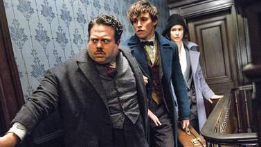 Fantastic Beasts'in yeni filminden ilk fragman!