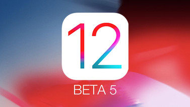 iOS 12 Beta 5 çıktı!