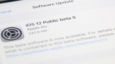 iOS 12 Public Beta 5 yayınlandı. Hemen yükle!