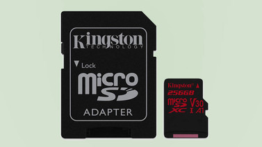 Kingston 256 GB kapasiteli microSD bellek üretti