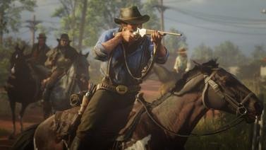 Red Dead Redemption 2 ilk oynanış videosu!