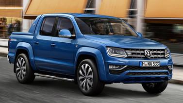 Volkswagen Amarok V6 satışta!