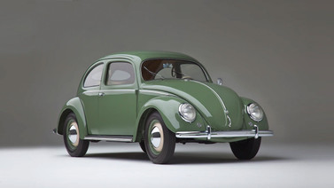 Kaplumbağa Beetle üretimden kalkıyor